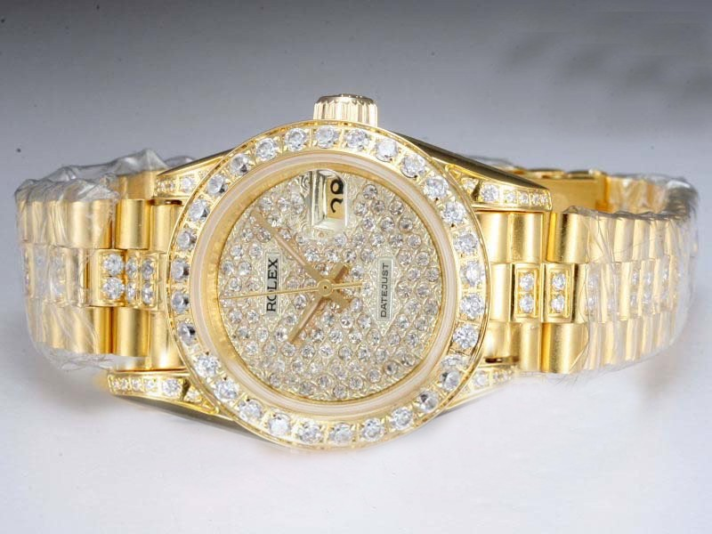 orologi rolex gold replica