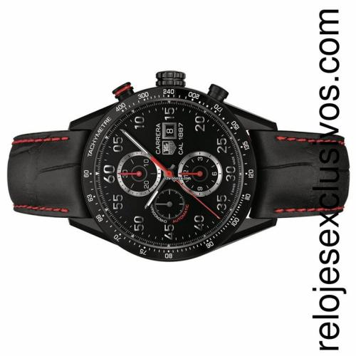 replika tag heuer carrera calibre 1887 spacex 2016